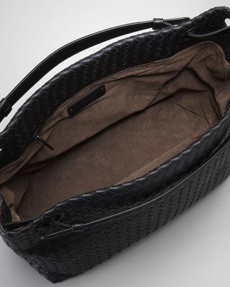 Medium Double Shoulder Hobo Bag