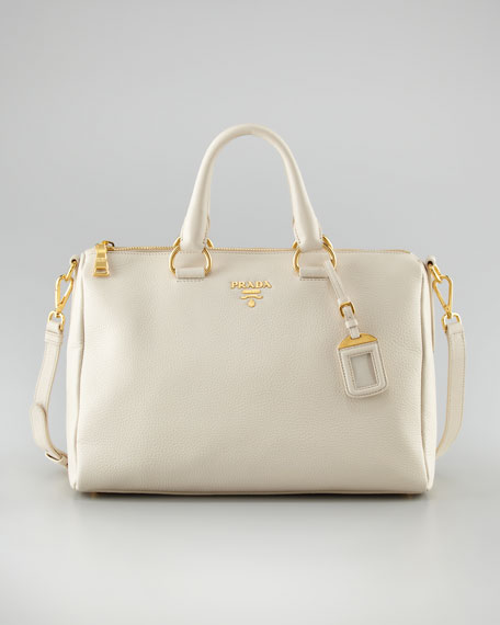 Large Zip-Top Shoulder Bag