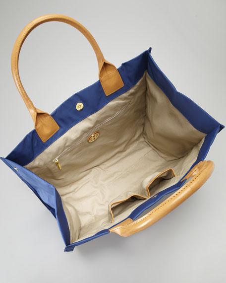 Ella Nylon Tote Bag