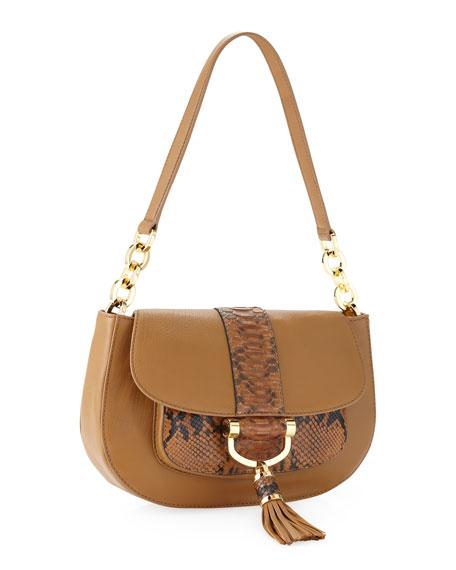 Tonne Small Shoulder Flap Bag