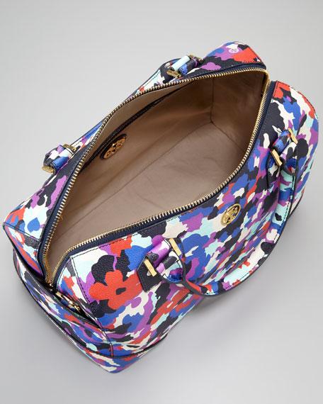 Robinson Floral Satchel Bag