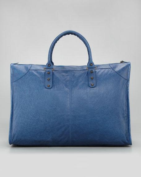 Classic Weekender, Blue Cobalt