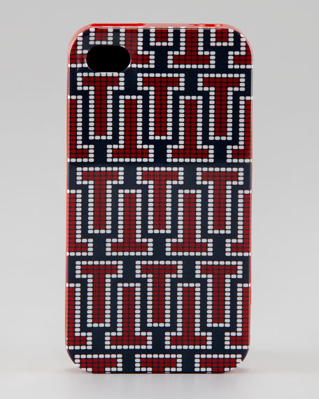 Hard-Shell Logo iPhone 4 Case