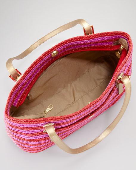 Jav II Square Squishee Tote Bag