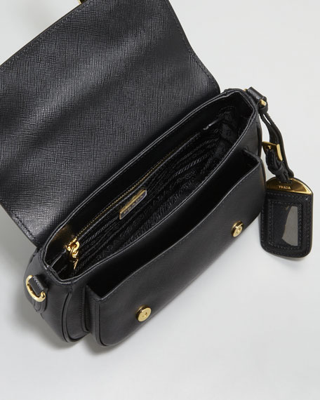 Saffiano Leather Hunting Bag