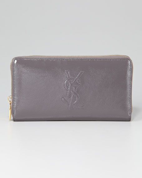 Belle De Jour Patent Leather Wallet