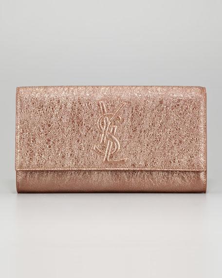 Metallic Belle De Jour Clutch Bag