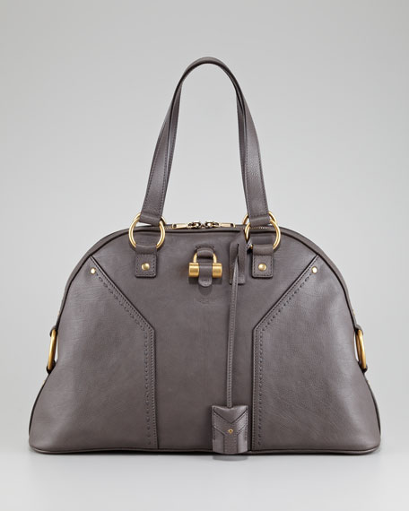 Muse Large Dome Satchel Bag