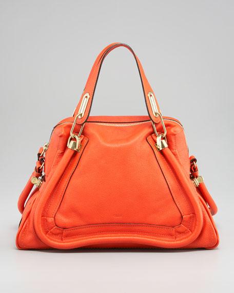 Paraty Satchel Bag, Medium