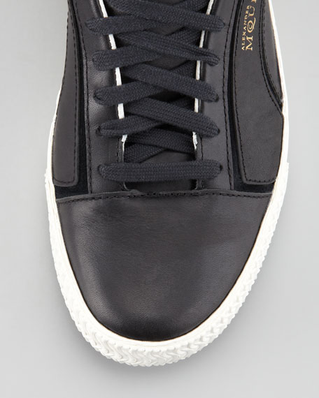 Street Climber II Low-Top Sneaker, Black