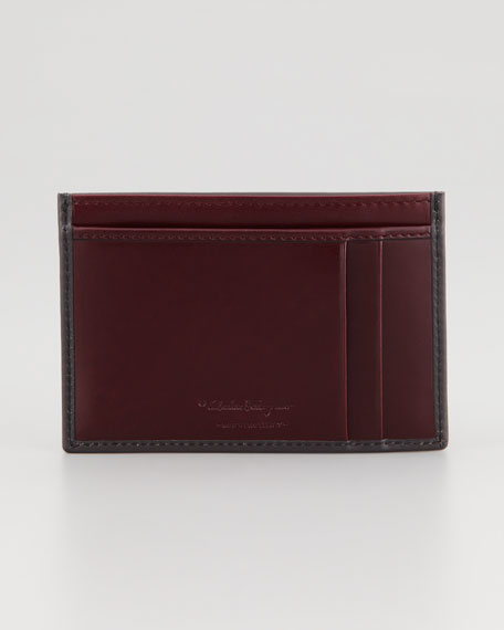 Gancio One Card Case