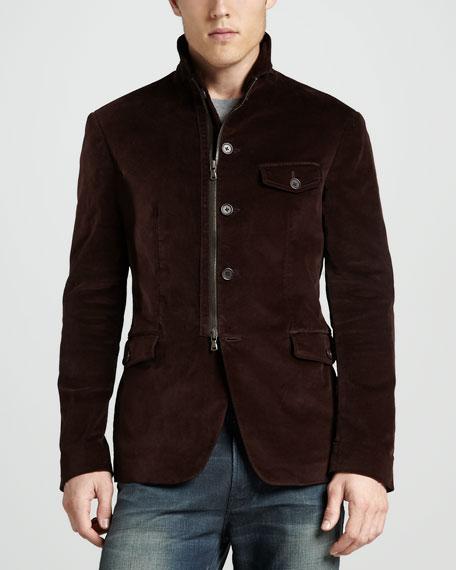 Moleskin Soft Jacket