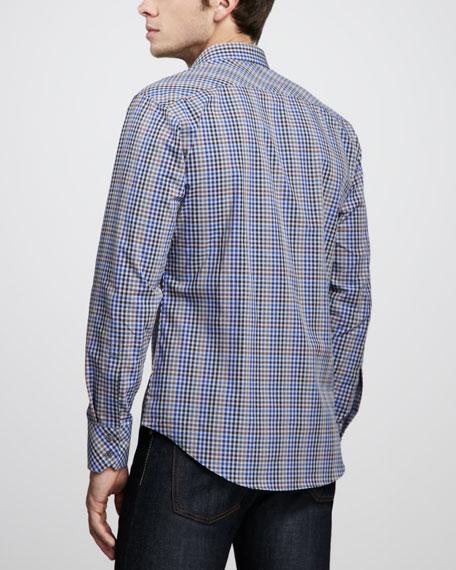 Jude Check Sport Shirt