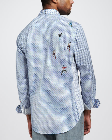 The Climber Limited Edition Sport Shirt