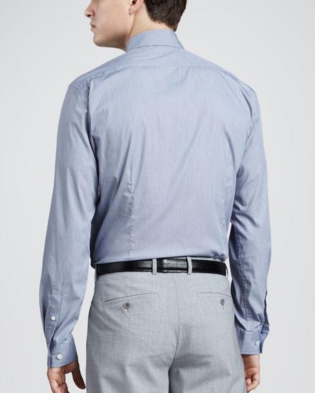 Sylvain Stretch-Cotton Sport Shirt