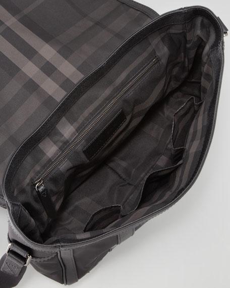 Men's Crossbody Messenger Bag