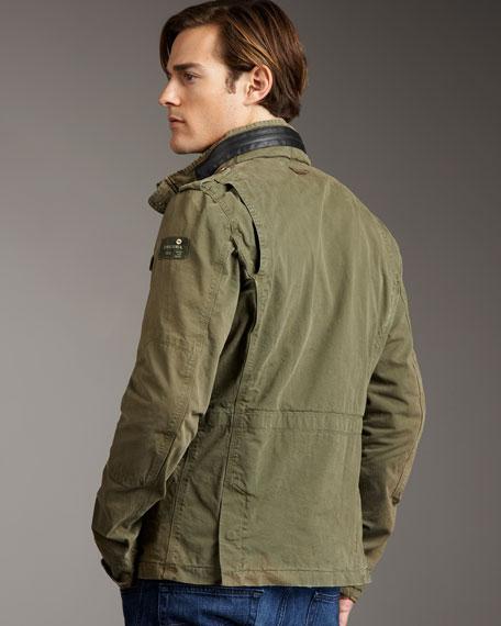 Jontyr Four-Pocket Jacket