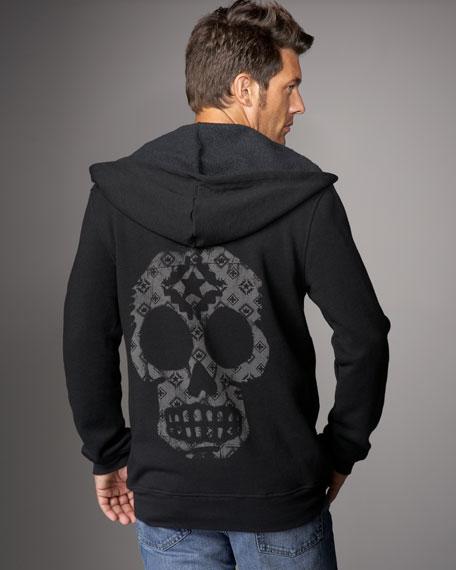Southwestern Skull Hoodie