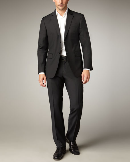 Basic Two-Button Suit