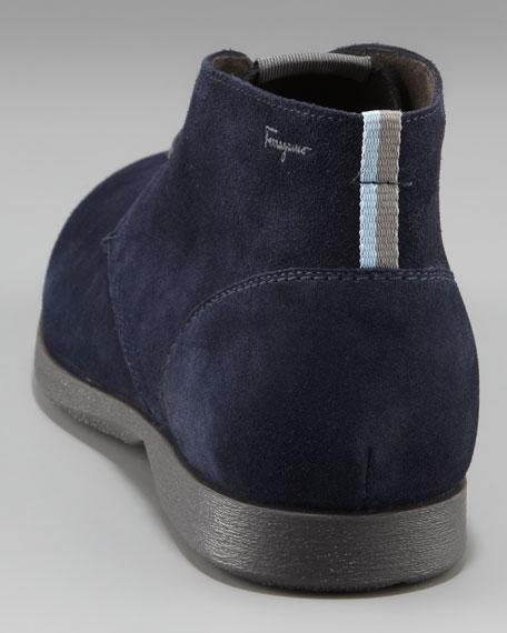 Metro Suede Boot