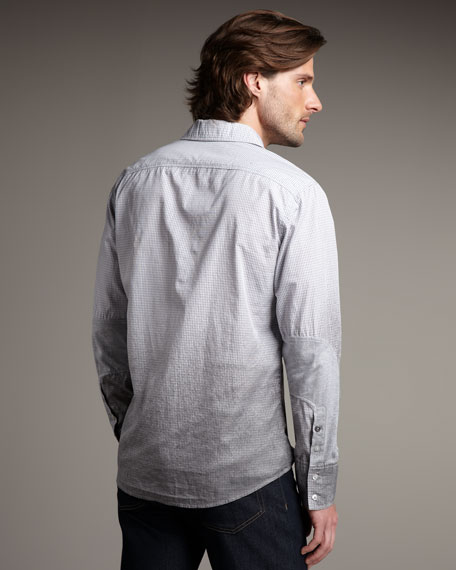 Faded Woven Shirt