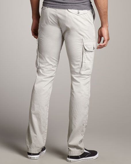 Palermo Cargo Pants, Bone