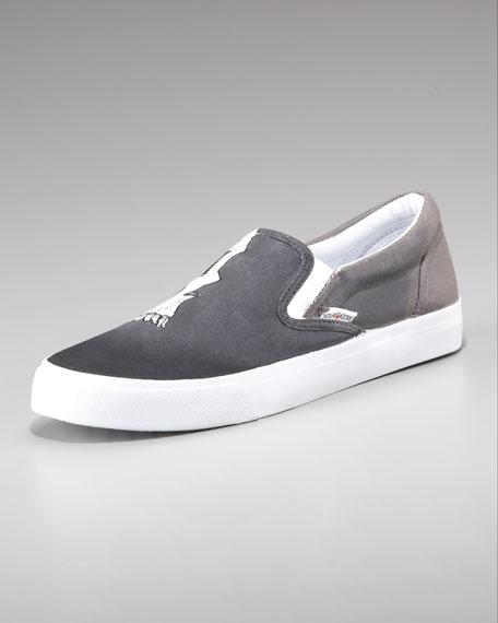 The Hominid Slip-on Sneaker