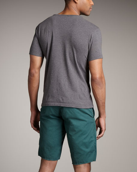 St. Bart's Shorts, Leaf