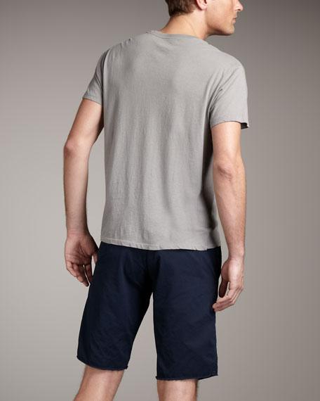 St. Bart's Shorts, Navy