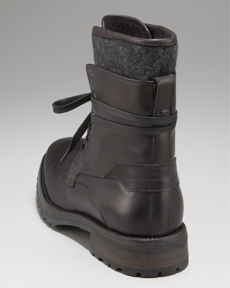 Tahoe Felt-Insert Work Boot