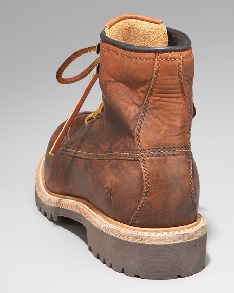 Dakota Stone-Wash Boot