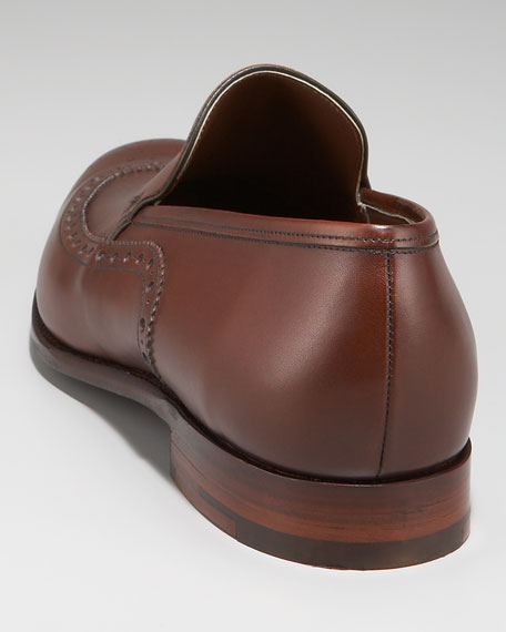 Hartwell Wing-Tip Loafer