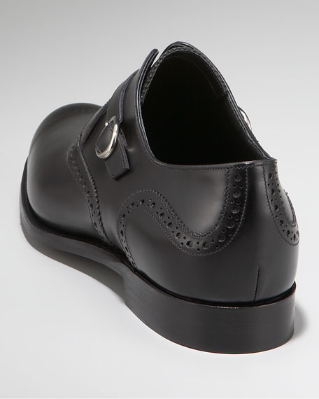 Motto Monk-Strap Loafer