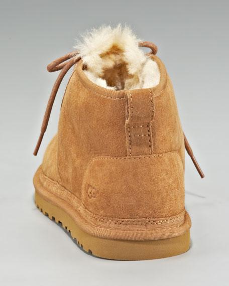 Neumel Suede Desert Boot