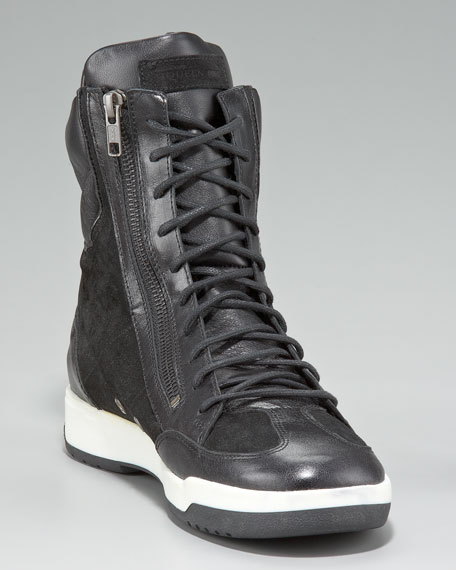 Feist Zip Hi-Top Sneaker