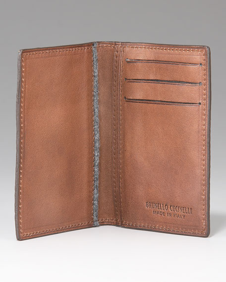 Bison Bifold Wallet