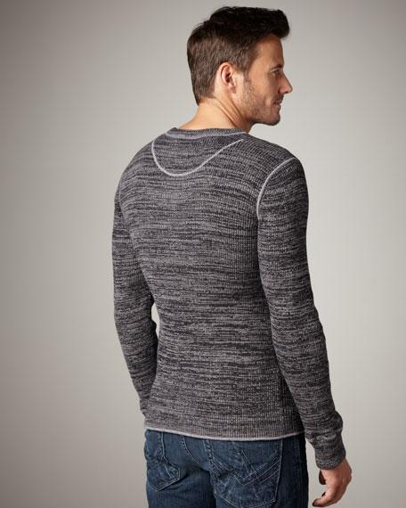 Space-Dye Sweater