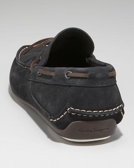Mango Boat Shoe, Slate
