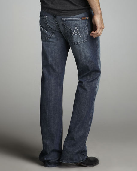 A-Pocket Boot Cut NYD Jeans