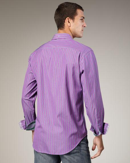 True Striped Sport Shirt