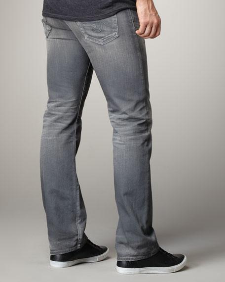Protege Gray Pigment Jeans