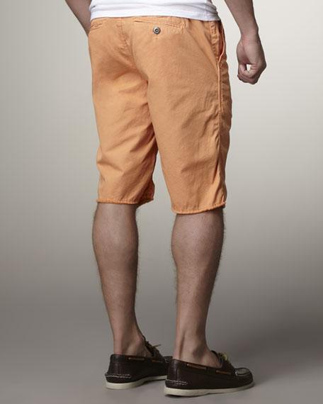 Hampton Shorts, Apricot