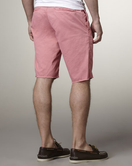 St. Bart's Shorts, Pink