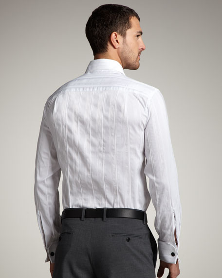 City Fit French-Cuff Shirt