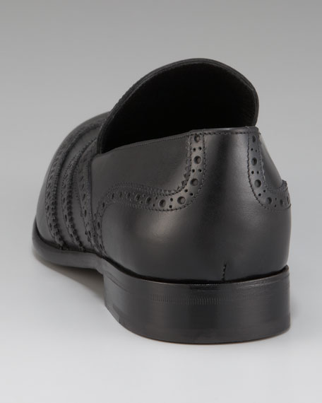 Beltramo 2 Wing-Tip Loafer