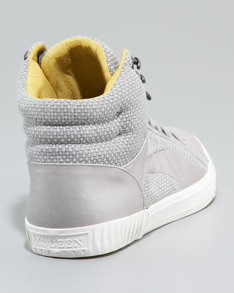 Street Climber Sneaker, Gray