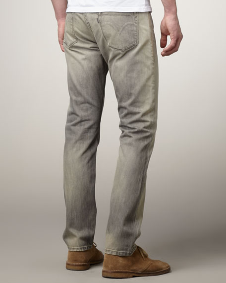 Tack Carbon Slim Jeans