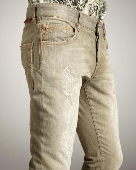 Python-Print Jeans