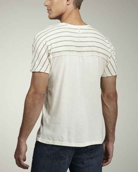 Fiji Striped Tee