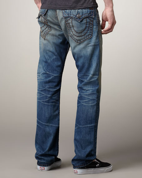 Ricky Locomotive Jeans